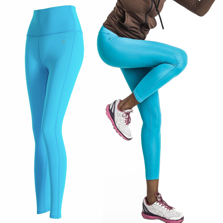 [PP4002] <br> R Blue Yoga Sweatpants Leggings